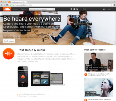 SoundCloud Raises Series D Round