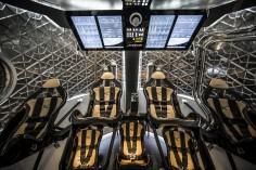 SpaceX Unveils Its First Manned Aircraft