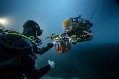 Stanford Researchers Build Diver Robot