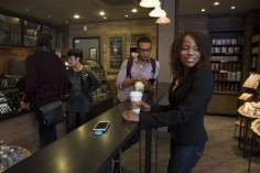 Starbucks Begins Powermat Wireless Charging Roll-Out