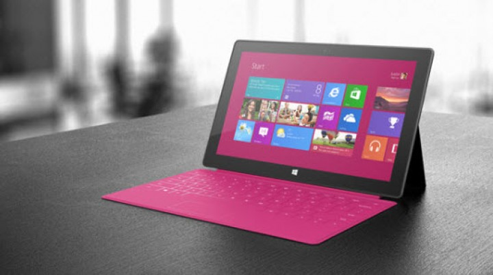 Microsoft's $499 Take On Tablets Available Now