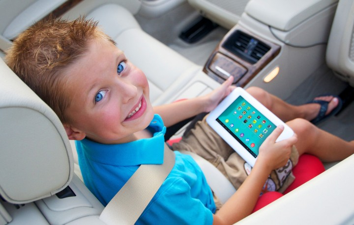 "Toys""R""Us Unveils WiFi Tablets For Kids"