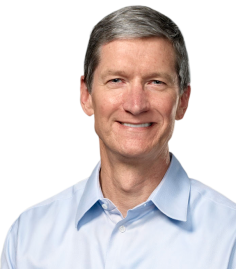 Watch Apple CEO Tim Cook Being Interviewed By Charlie Rose