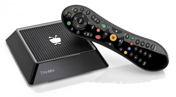 TiVo Launches TiVo Mini