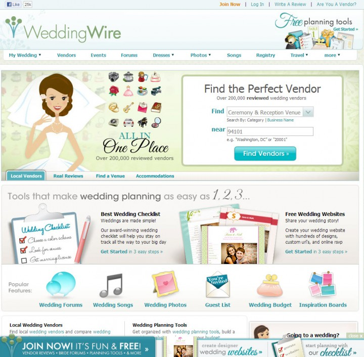 WeddingWire Raises $25M