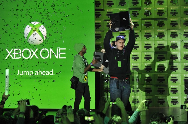 Xbox One Sales Top Three Million