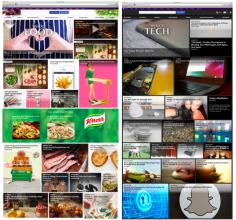 Yahoo Launches Food, Tech Sites