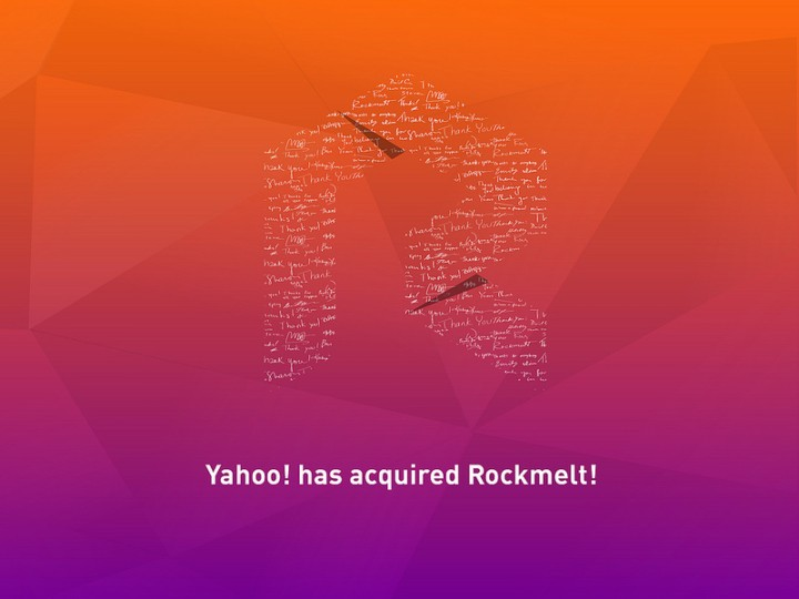 Yahoo Acquires Rockmelt