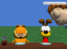 CMU Software Lets Amateur Users Create Garfield Animations
