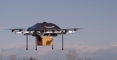 Amazon Working On Unmanned Aerial Vehicles For Package Delivery