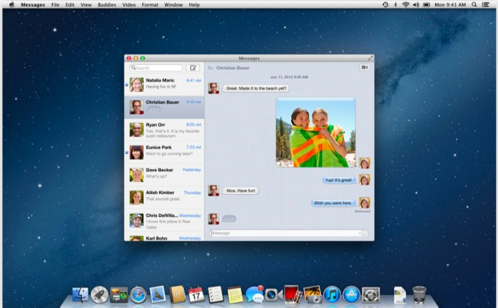 Apple's Mountain Lion Is Available, With 200+ New Things