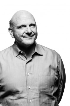 Steve Ballmer Steps Down From Microsoft Board