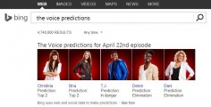 Bing Says Can Predict Event Outcome Using Search Queries, Social Input