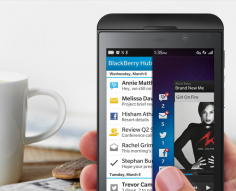 BlackBerry Launches BlackBerry 10, Two New Phones