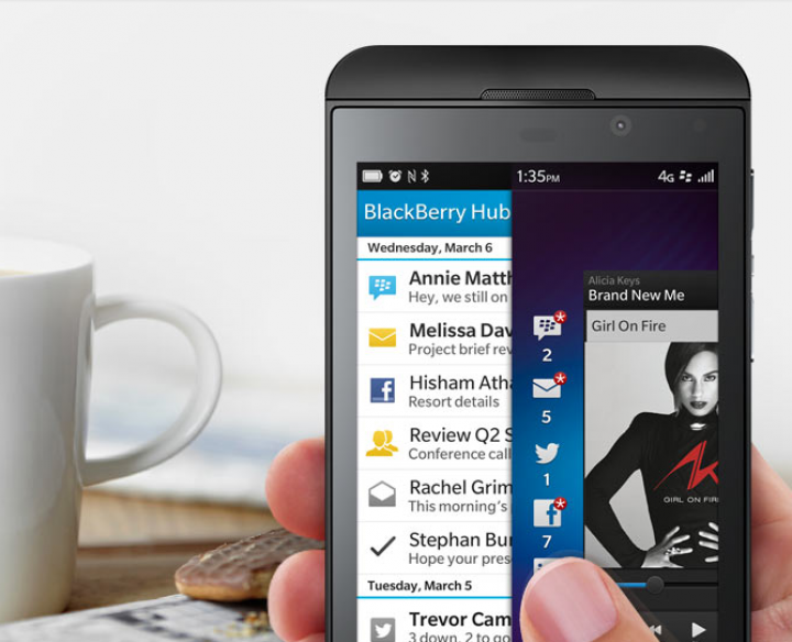 Someone Just Bought One Million BlackBerry 10 Smartphones!