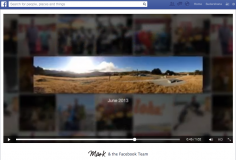 Facebook 10-Year Celebrations Include Video Of Your Life
