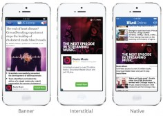 Facebook To Start Serving Ads To Mobile Apps