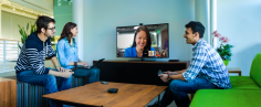Google Takes On Teleconferencing With Chromebox For Meetings