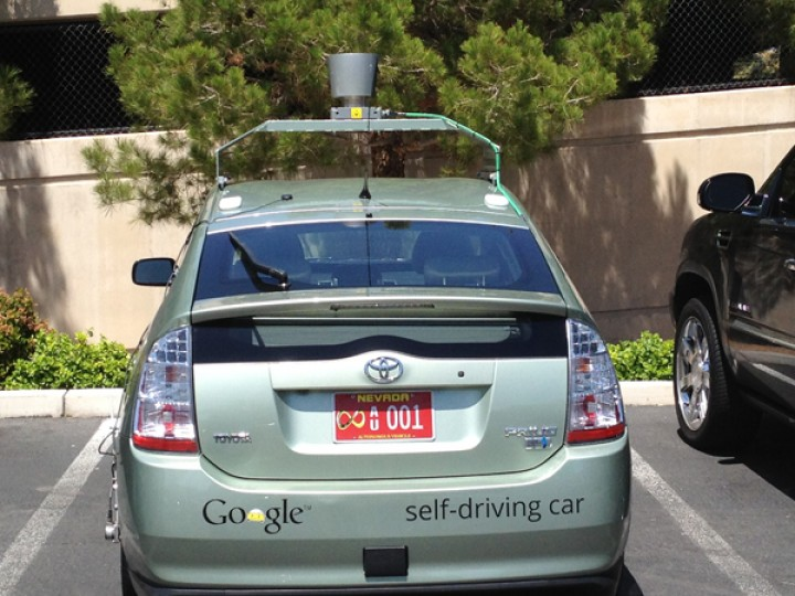 Nevada Gives Google License To Not Drive Cars