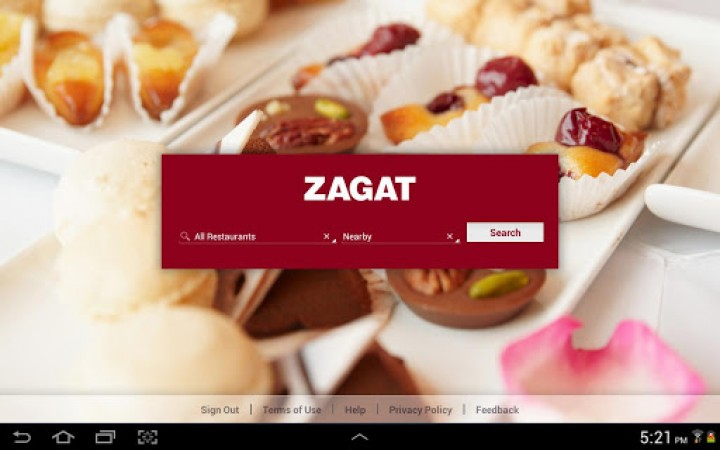 Google Launches Free Zagat App