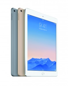 Apple Launches IPad Air 2