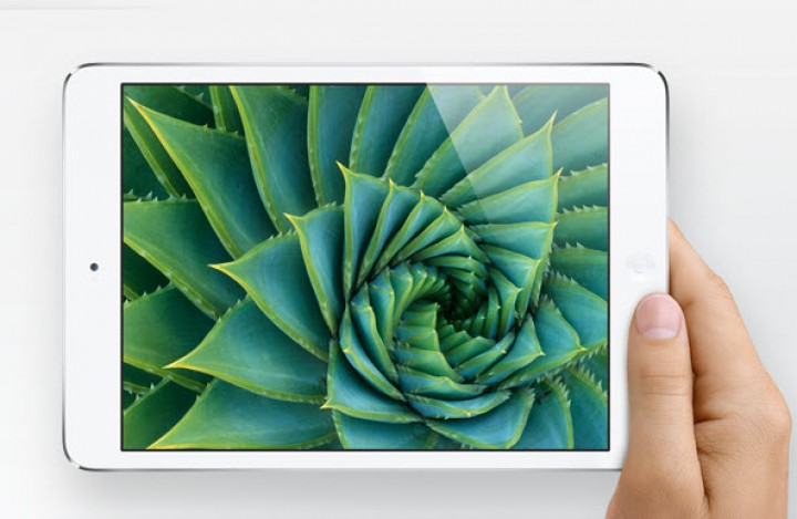 Its Official. Apple Unveils IPad Mini.