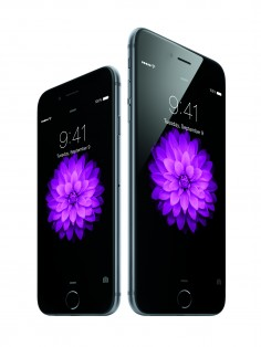 Apple Unveils IPhone 6, IPhone 6 Plus Phones