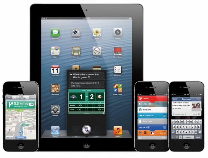 Siri Coming To IPads With IOS6