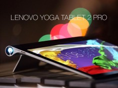 Ashton Kutcher Designs Lenovo's Yoga Tablet 2 Pro