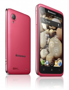 Lenovo Launches New Smartphone Portfolio