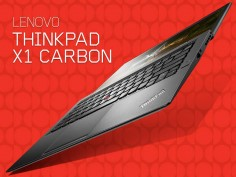 Lenovo Unveils 'World's Lightest 14 Inch Ultrabook'