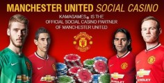 Soccer Club Manchester United Gets Into Social Casino Games