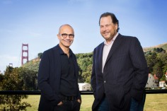 Microsoft, Salesforce Deal Connects CRM To MS Office, Windows