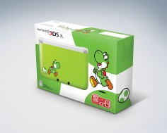 Nintendo 3DS Coming In Yoshi Edition