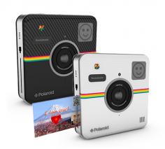 Polaroid Unveils Socialmatic Instant Camera