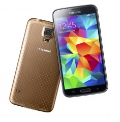 Samsung Galaxy S5 Coming This April (And In Gold)