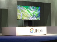 New Samsung SUHD TVs Will Have 64 Times Color Of Regular TVs