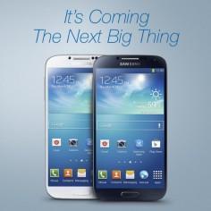 Samsung Debuts Galaxy S 4 Smartphone
