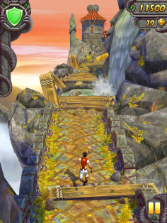 Temple Run 2 Fastest Downloaded Mobile Game In History